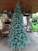 Канадская голубая 2.1м литая елка искусственная ели литые