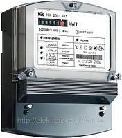 Счетчик электроэнергии трехфазный НІК 2301 АК1 3х220/380В 5(10)А