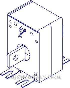 Трансформатор тока Т-0 66 40/5 кл. т. 0,5