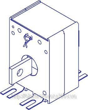 Трансформатор тока Т-0,66 50/5 кл. т. 0,5