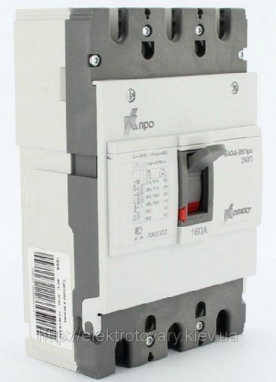 Автоматические выключатели ВА 04-35ПРО 250А
