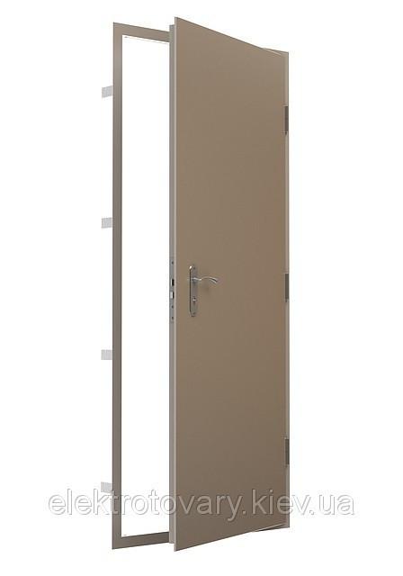 Двери технические противопожарные EI 30 ДМП 2100х1000