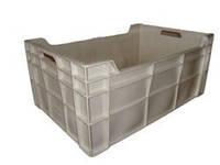 Ящик пластиковый пищевой Размер: 600x400x260