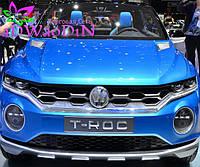 Volkswagen покажет в Женеве концепт бюджетного кроссовера