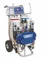 Оборудование GRACO для пенополиуретана. Многокомпонентный дозатор Reactor E-10.