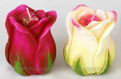 Свеча Роза