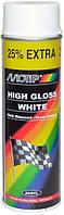 MOTIP Краска  для дисков белая 500мл
