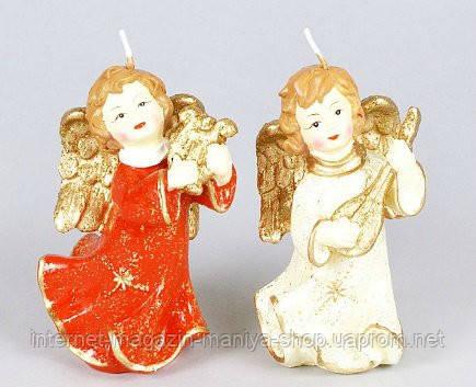 Свеча новогодняя Ангел