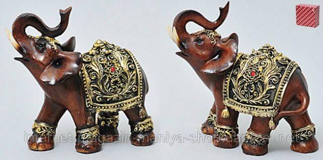 Декоративная статуэтка Слон 10,2см