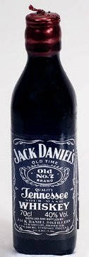 Декоративная свеча Jack Daniel's