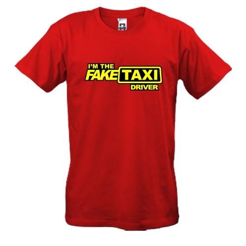 Футболка Fake taxi driver