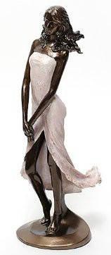 Декоративная статуэтка 31см