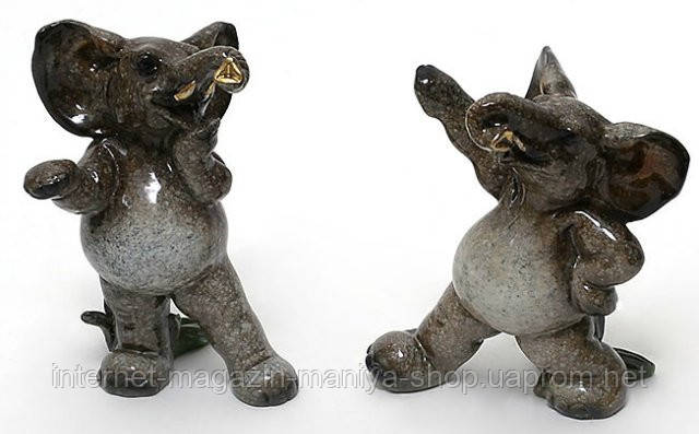 Декоративная статуэтка Слон 9,5см