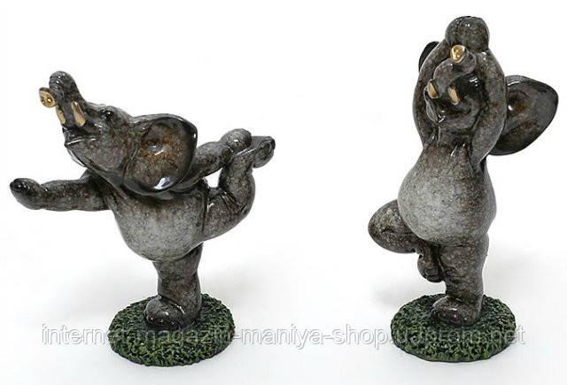 Декоративная статуэтка Слон 13,5см