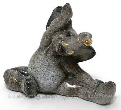 Декоративная статуэтка Слон 13см