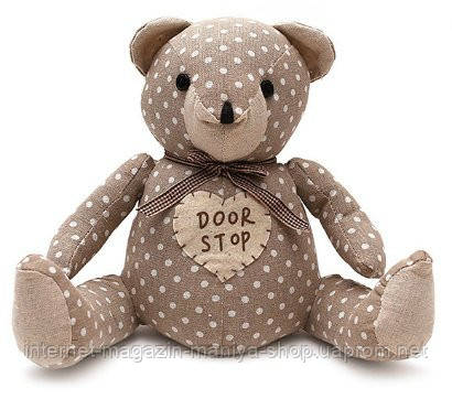 Стоппер для двери Медведь