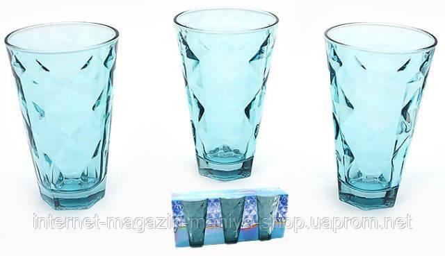 Набор стаканов 375мл (3шт)