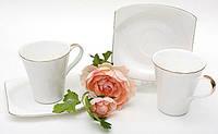 Чайный набор 4 предмета, 210мл