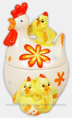 Декоративная подставка для яиц
