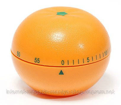 Таймер кухонный механический Апельсин