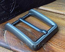 Пряжка ремінна 40мм М-22386 Темний колір-нікель