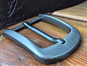 Пряжка ремінна 40мм М-22388 Темний колір-нікель