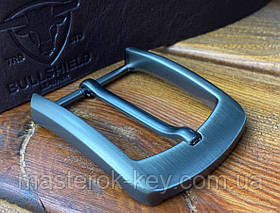 Пряжка ременная 40мм М-22389 цвет Темный-никель