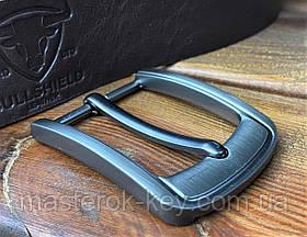 Пряжка ремінна 40мм М-22391 Темний колір-нікель