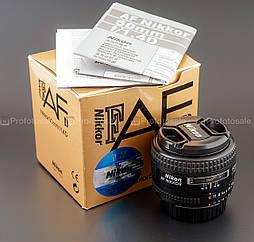 Об'єктив Nikkor AF 50mm f/1.4 D