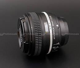 Об'єктив Nikkor AF-S 50mm f/1.8 G