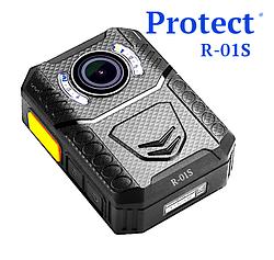 Видеорегистратор наргудный Protect R-01S, 1444p.,+ сертификат