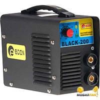 ✅ Инвертор сварочный Edon Black-200