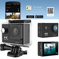 Экшн камера EKEN H9 4K Ultra HD (Стиль GoPro)