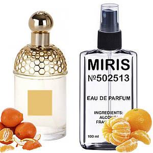 Духи MIRIS №502513 (аромат похож на Guerlain Aqua Allegoria Mandarine Basilic) Женские 100 ml