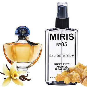 Духи MIRIS №85 (аромат похож на Guerlain Shalimar Eau de Parfum) Женские 100 ml