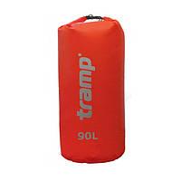 Гермомешок Tramp Nylon PVC 90 TRA-105 красный