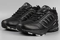 Кроссовки зимние мужские черные Bona 6285C-6 Бона утеплённые с мехом Размеры 41, фото 1