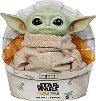 Малыш Йода Мандалорец Грогу Звездные войны Star Wars Grogu Plush Toy from The Mandalorian