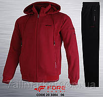 """Спортивный мужской костюм на флисе FORE размеры L-3XL (4цв) """"REMAIN"""" купить недорого от прямого поставщика"""