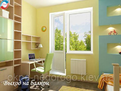 стоимость остекление квартиры, #балконный_блок_киев,