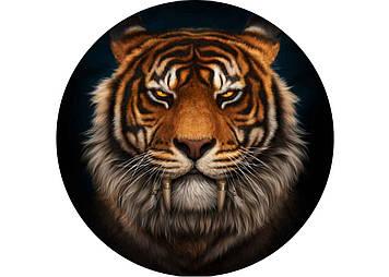 """Вафельна картинка """"Тигр"""""""
