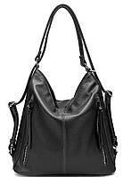 Женская сумка 5801 Black Женские сумки JOHNNY купить в Украине