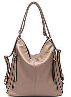 Женская сумка 5801 Pink Женские сумки JOHNNY оптом недорого в Одессе 7 км