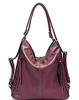 Женская сумка 5801 Red Женские сумки JOHNNY оптом недорого в Одессе 7 км