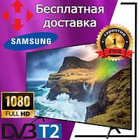 Телевизор Samsung 24 дюйма Full HD Т2 Телевізор 24 диагональ Самсунг DVB-T2