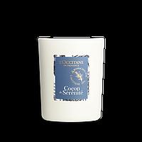 Расслабляющая ароматическая свеча Аура Безмятежности (Cocon de Sérénité) L'Occitane