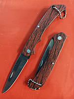 """Сувенирный складной нож-брелок """"Красное дерево""""(16cм)"""