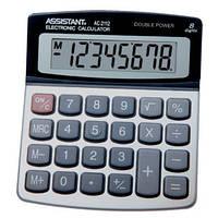Калькулятор ASSISTANT AC-2112 BK
