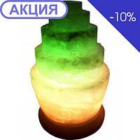 Соляной светильник Пагода круглая 3-4 кг