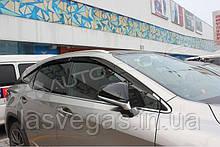 Дефлектори вікон, вітровики Lexus NX 2015-2021 (Autoclover D089)